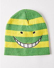 Koro Sensai Assasination Classroom Beanie Hat