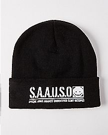 S.A.A.U.S.O Assassination Classroom Beanie Hat