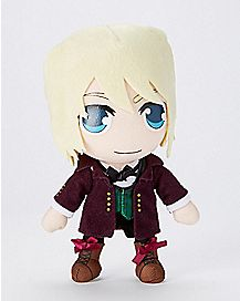 Alois Trancy Black Butler Plush