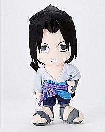 Sasuke Naruto Shippuden Plush