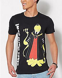 Class Starts Now Assassination Classroom T Shirt
