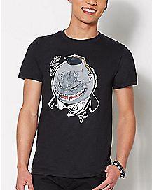 Angry Koro Assassination Classroom T Shirt