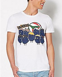 Haikyu!! Group Crows T Shirt
