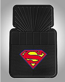 Superman Logo Floor Mat - DC Comics