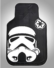 Stormtrooper Star Wars Floor Mat