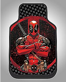 Deadpool Floor Mat - Marvel Comics