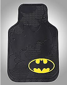 Batman Shatter Floor Mat - DC Comics