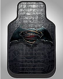 DC Comics Batman vs. Superman Floor Mat
