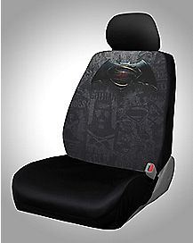 Batman vs. Superman Seat Cover - DC Comics