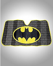 Batman Logo Sun Shade - DC Comics