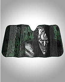 Laughing Joker Sun Shade -  DC Comics