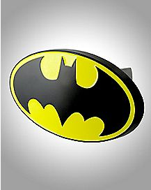Batman Hitch Cover - DC Comics