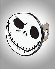 Jack Nightmare Before Christmas Hitch Cover