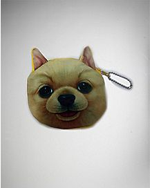 Dog Purse - Brown