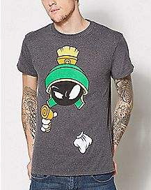 Marvin The Martian Looney Toons T Shirt