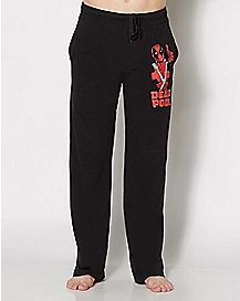 Deadpool Thumbs Up Lounge Pants - Marvel Comics