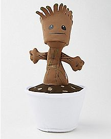 Groot Guardians of the Galaxy Plush Toy - Marvel Comics