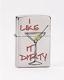 I Like It Dirty Martini Lighter