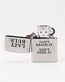 Lazy Rule Lighter