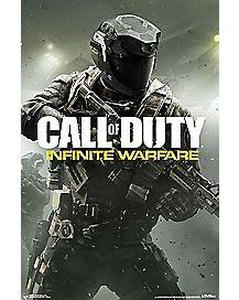 Call of Duty Infinite Warfare Poster