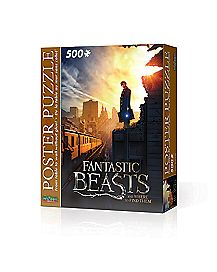 NYC Fantastic Beasts And Where to Find Them Puzzle