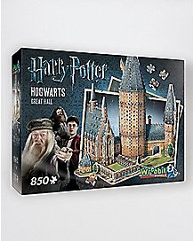 Hogwarts Harry Potter 3D Puzzle
