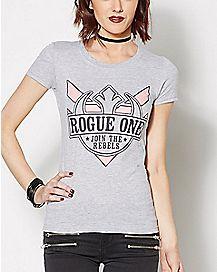 Rebels Rogue One T Shirt - Star Wars