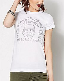 Elite Stormtroopers T Shirt - Star Wars