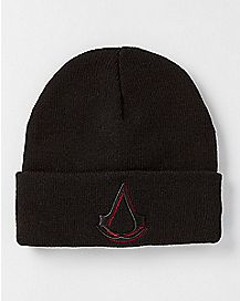 Assassin's Creed Logo Beanie Hat