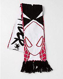Spider-Gwen Knit Scarf