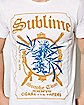 Cigarette Paper Sublime T Shirt