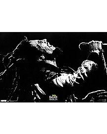 Bob Marley Live Poster