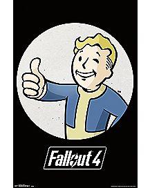 Vault Boy Fallout Poster