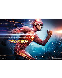 The Flash Speed Poster  - DC Comics