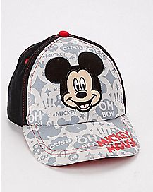 Mickey Mouse Baby Baseball Cap