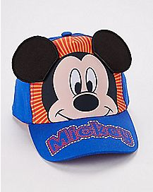 Mickey Mouse Baby Baseball Cap - Disney