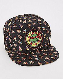 TMNT Pizza Slice Baby Snapback Hat