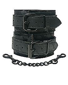 Lace Handcuffs