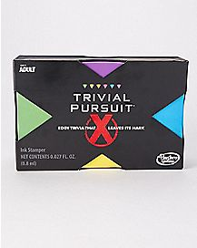 Trivial Pursuit X Card Game
