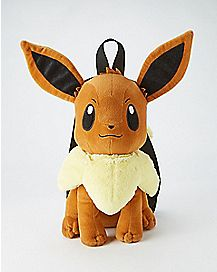 Plush Eevee Backpack - Pokemon