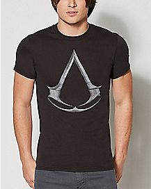 Logo Assassins Creed T Shirt