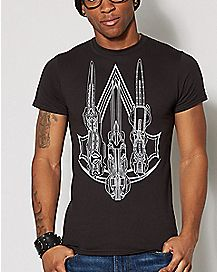 Sickle Saber Assassins Creed T Shirt