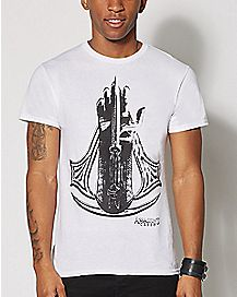 Blade Assassins Creed T Shirt