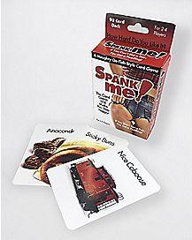 Spank Me Card Game