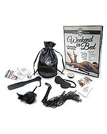 Weekend in Bed Game Kit
