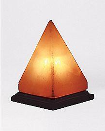 Luxor Pyramid Himalayan Salt Lamp - 7 lbs.