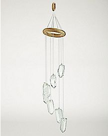 Quartz Wind Chime - 9 oz.