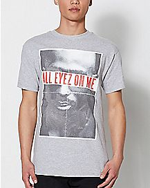 All Eyez On Me Tupac T Shirt