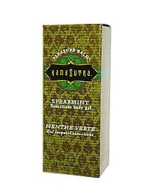 Stimulating Spearmint Water-Based Gel 1.7 oz. - Kama Sutra