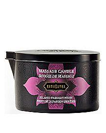 Massage Candle Passion Fruit  - Kama Sutra